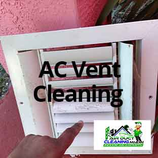 ac vent cleaning